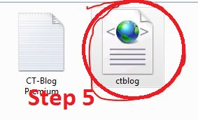 CT Blog - Responsive Blogger Template (Blogger Theme XML) 4