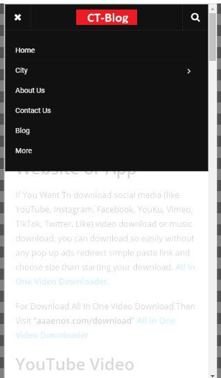 ct blog, blogger template, responsive blogger theme