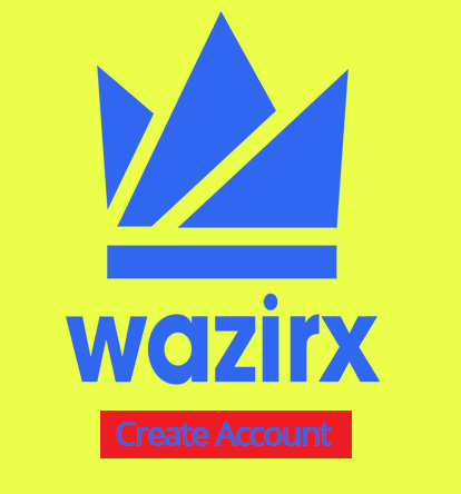 wazirx account kaise banaye